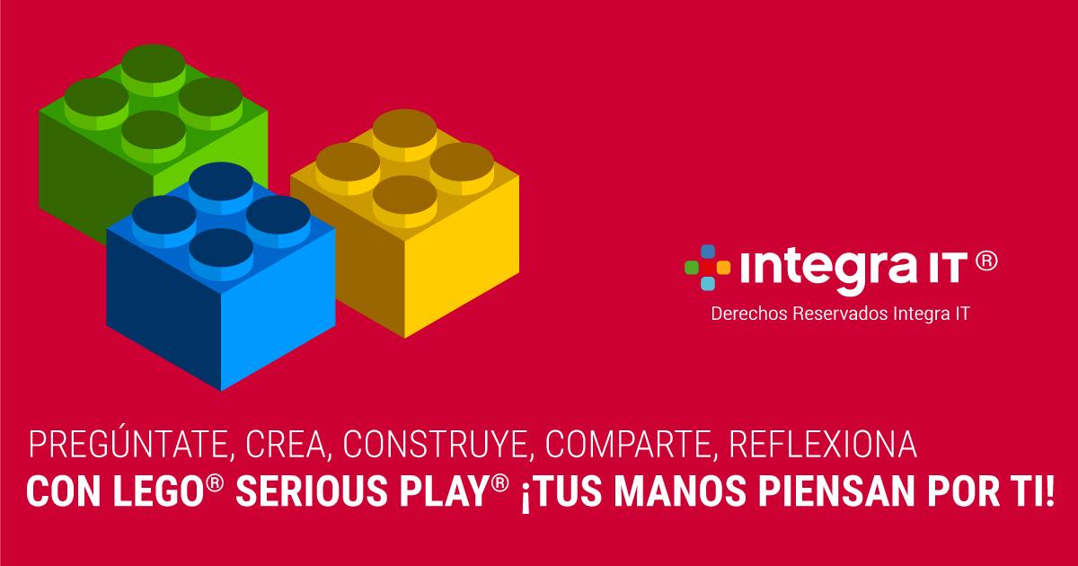 LEGO® SERIOUS PLAY®, una metodología Innovadora