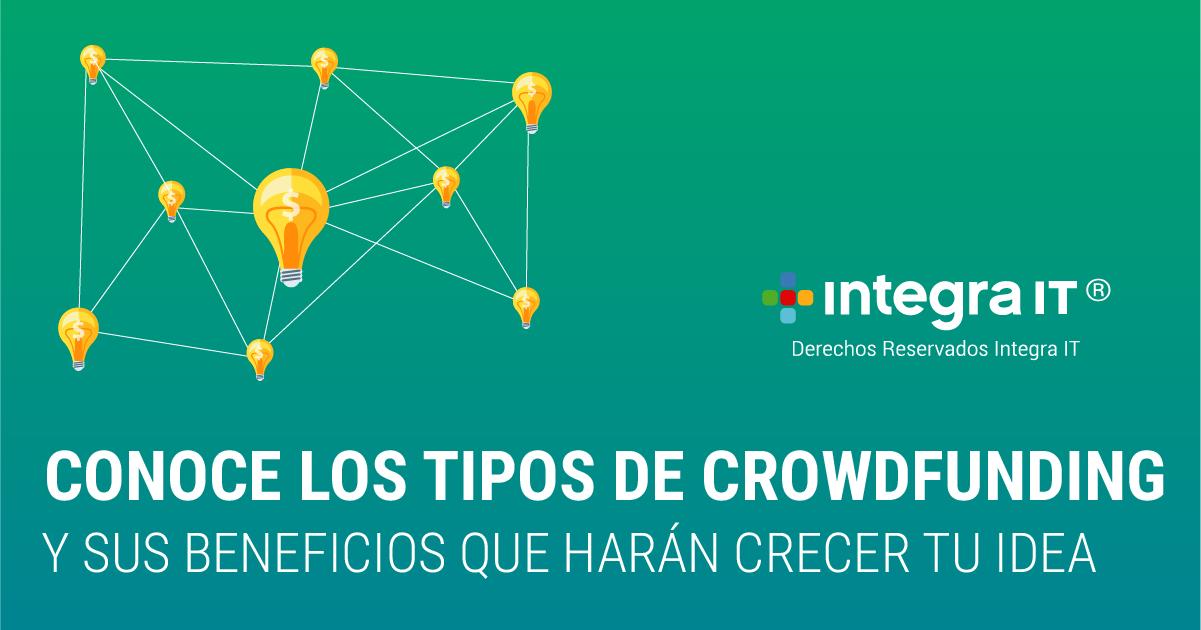 El Crowdfunding como alternativa para los emprendedores