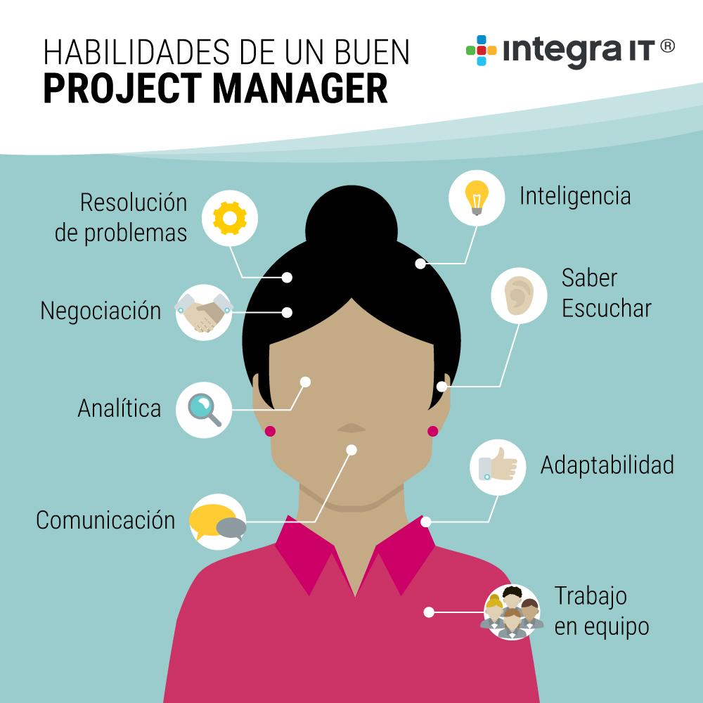 Habilidades que distinguen a un buen Project Manager de los demás
